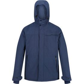 Regatta Volter Shield II Wasserdichter Isolierter Mantel Herren brunswick blue